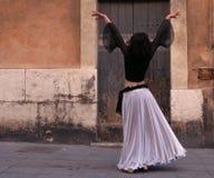 北部非洲的舞蹈演员 库存照片