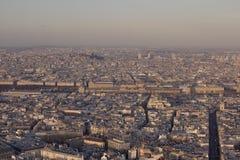 巴黎北部  免版税库存照片