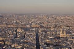 巴黎北部  库存照片