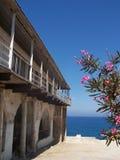 北andreas ・ apostolos ・塞浦路斯的修道院 免版税库存图片