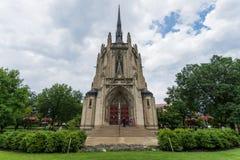 匹兹堡大学,宾夕法尼亚在北部奥克兰 图库摄影