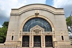 匹兹堡犹太教堂 图库摄影