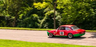 Pittsburgh, Pennsylvania, USA 7/21/2019 The Pittsburgh Vintage Gran Prix