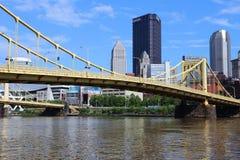 匹兹堡,宾夕法尼亚 库存图片