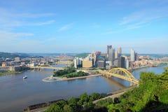 匹兹堡,宾夕法尼亚 库存照片