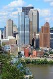 匹兹堡,美国 免版税库存照片
