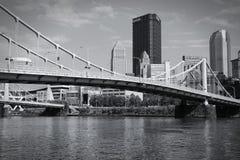 匹兹堡 库存图片