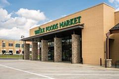 匹兹堡PA的全食物市场商店 免版税图库摄影