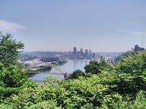 匹兹堡PA 免版税图库摄影