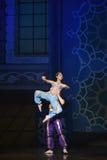 """匹配伙伴芭蕾""""One一千和一Nights† 免版税库存图片"""