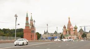 区域Vasilevsky下降 免版税库存照片
