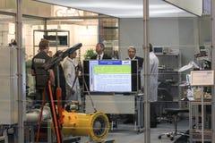 区段研究和生产协会 免版税库存图片
