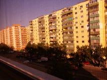 区段5布加勒斯特 免版税库存图片