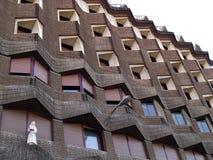 区都市的毕尔巴鄂 免版税库存图片