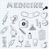 医学 向量例证