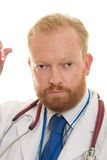 医生考试 库存照片