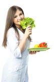 医生蔬菜 免版税库存图片