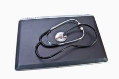 医生设备 免版税库存照片