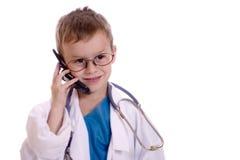 医生年轻人 免版税库存图片