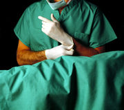 医生 免版税图库摄影