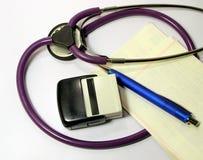 医疗东西 免版税库存照片