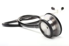 医疗听诊器 库存图片