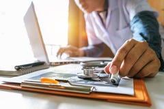 医疗技术概念 免版税库存图片