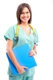 医疗护士 库存图片