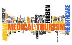 医疗旅游业 皇族释放例证