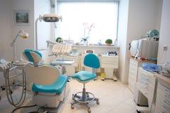 医疗机柜牙齿的医疗保健 库存图片