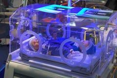 医疗的孵养器 免版税图库摄影
