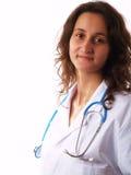 医疗的考试 免版税库存照片