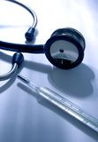 医疗的设备 免版税库存图片