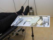 医疗过程 库存图片