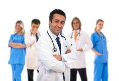 医疗配合 免版税库存图片