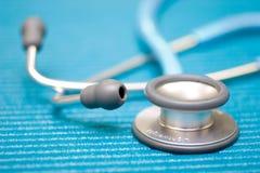 医疗1个的设备 免版税库存图片
