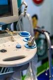 医院医疗健康设备设备 免版税库存照片