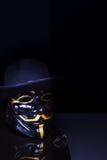匿名的告密者 免版税库存照片