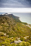 十二位传道者南非 免版税图库摄影
