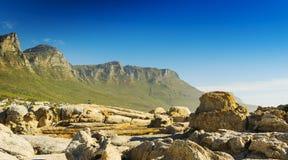 十二位传道者在开普敦,南非 库存照片
