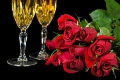 十二玫瑰 库存照片