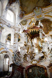 十四圣洁辅助工的大教堂 库存照片