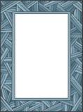 十字形框架 免版税库存照片