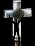 十字架 库存图片