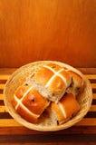 十字面包 图库摄影