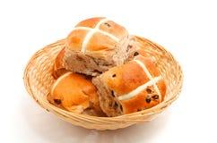 十字面包 库存图片