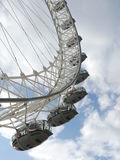 千年重要人物伦敦眼 库存图片