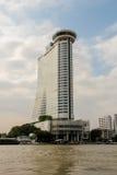 千年希尔顿曼谷旅馆 免版税图库摄影