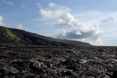 升序国家公园火山 免版税图库摄影