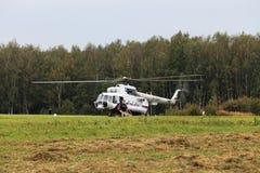 直升机俄罗斯的总统 免版税库存照片